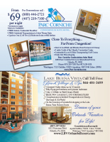 Parc Corniche & Lake Buena Vista Resort Village Ad